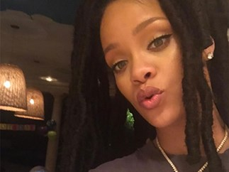 Rihanna is ALL of us posting snark about douchey ex-boyfriends on Instagram