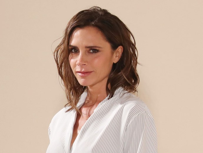 Victoria Beckham on the one food that fixed her 'problem skin'