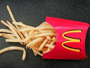 McDonalds give the green flag for dipping fries in your milkshake