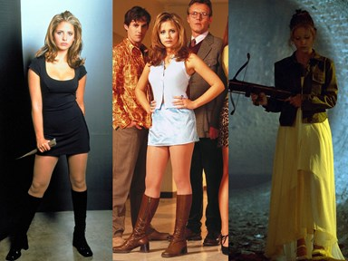 35 'Buffy the Vampire Slayer' moments that sum up 90s fashion