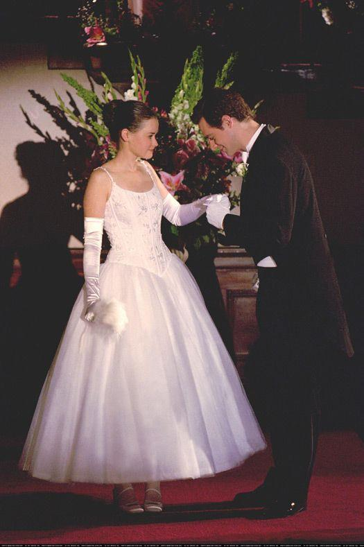 Rory's cotillion dress had us drooling FOR DAYS.