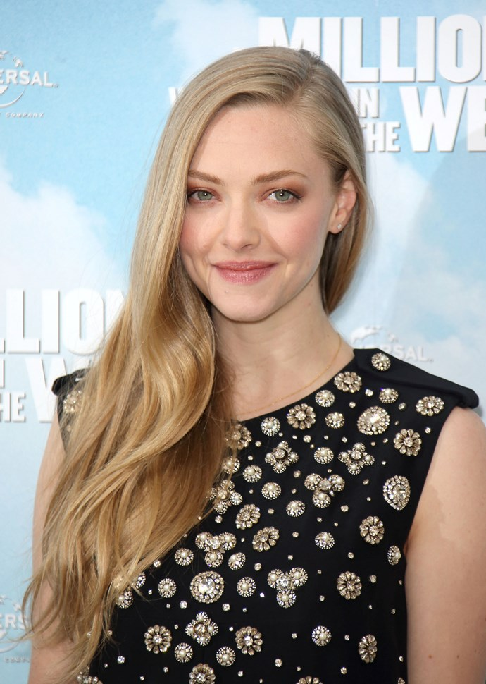 "Amanda Seyfried recently told *Allure* magazine she's been taking anti-anxiety medication (Lexapro) for her OCD for 11 years:  ""I'm on the lowest dose. I don't see the point of getting off of it. Whether it's placebo or not, I don't want to risk it. And what are you fighting against? Just the stigma of using a tool? A mental illness is a thing that people cast in a different category from other illnesses, but I don't think it is. It should be taken as seriously as anything else."""