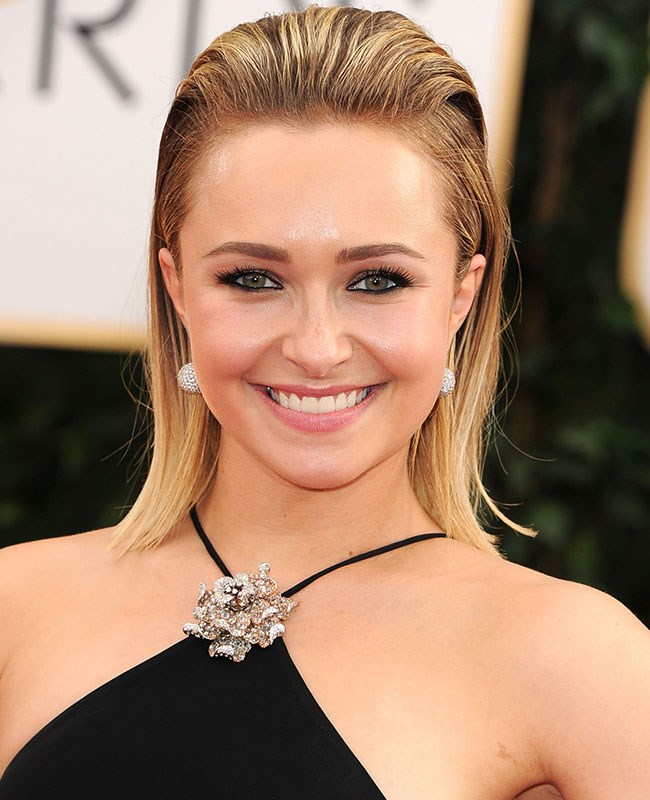 "**Hayden Panettiere on postpartum depression:**   ""There's a lot of misunderstanding. There's a lot of people out there that think that it's postpartum depression not real, that it's not true. That it's something that's made up in their minds, that, 'Oh, it's hormones.' They brush it off. It's something that's completely uncontrollable. It's really painful and it's really scary and women need a lot of support."""