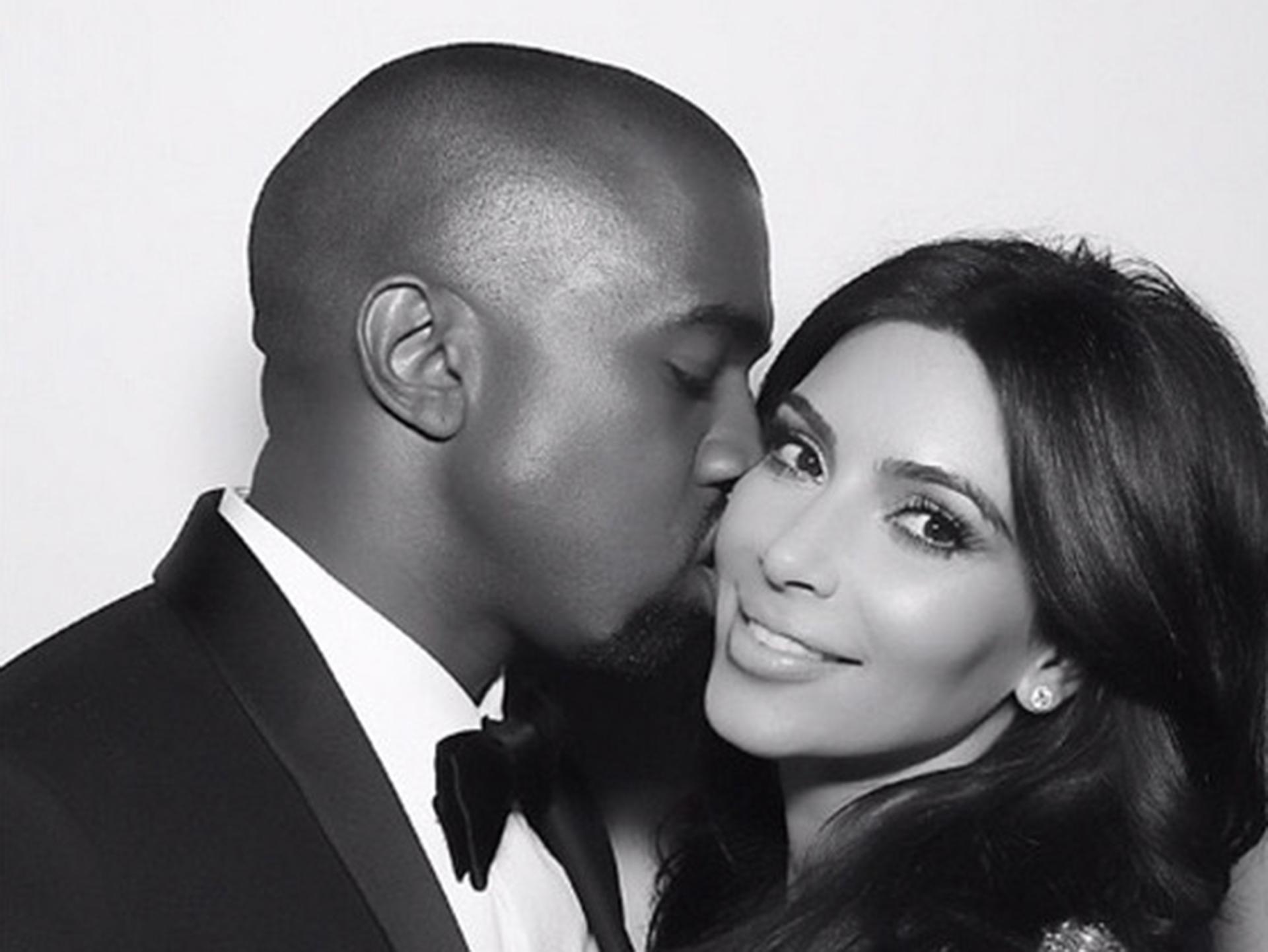 Kanye West Stuffs Kim Kardashian's Christmas With Stocks