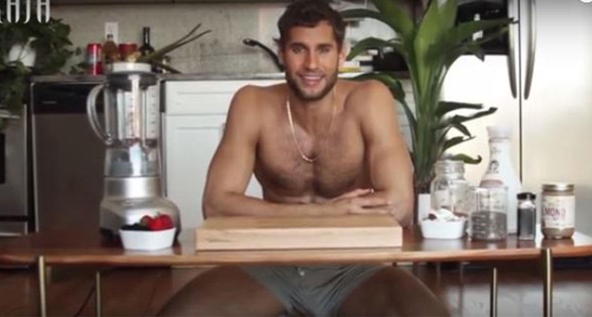 Sexy peruvian men