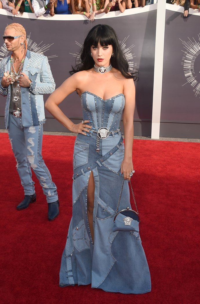 Of course the bloody denim dress made the list.