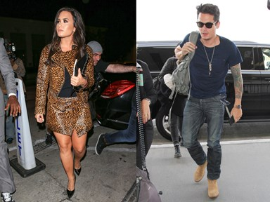 Are Demi Lovato and John Mayer dating?