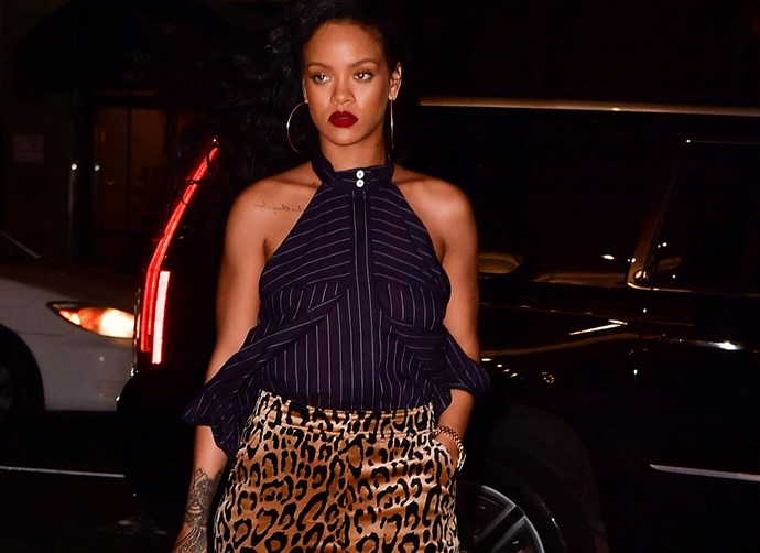 Rihanna sends Taylor Swift a stern warning after she partied all night with Drake