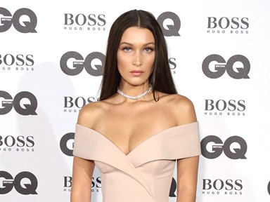 Bella Hadid just scored her first Victoria's Secret Fashion Show!