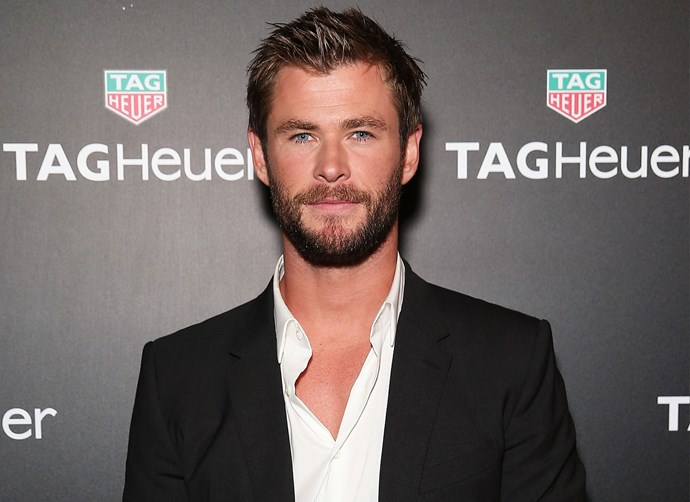 VIDEO: Remember when Chris Hemsworth was on Dancing with the Stars?