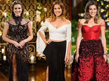 Georgia Love's style evolution is like watching a real-life fairytale