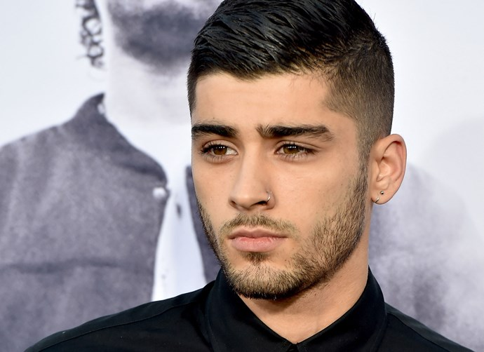 "Zayn Malik announces: ""I was suffering from an eating disorder"""