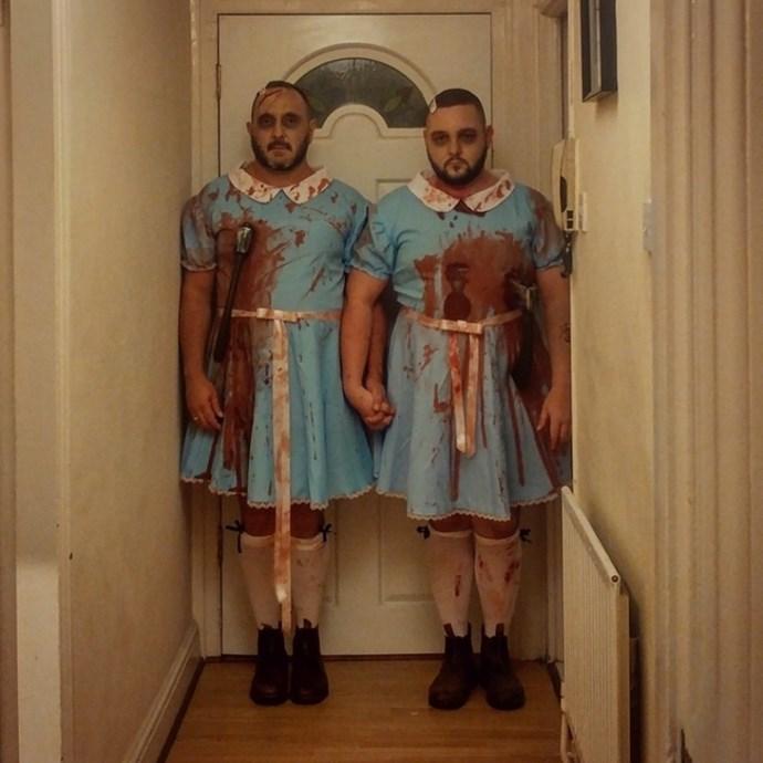 **23. Twins, The Shining**