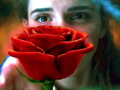 The first ~official~ images of Emma Watson in Beauty And The Beast are here