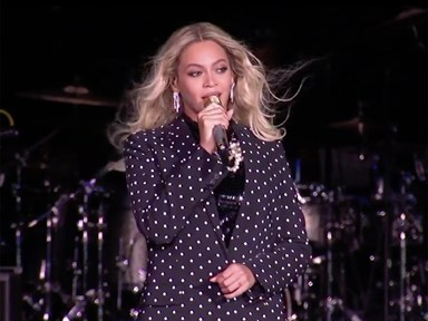 Beyonce's speech in support of Hillary Clinton will give you girl power goosebumps