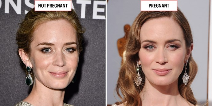 **EMILY BLUNT**  May 2015; February 2016