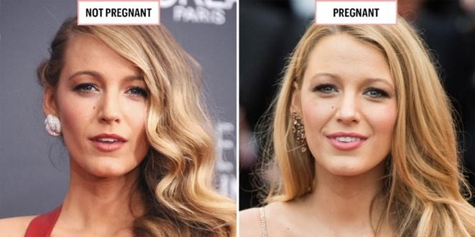 **BLAKE LIVELY**  April 2015; May 2016