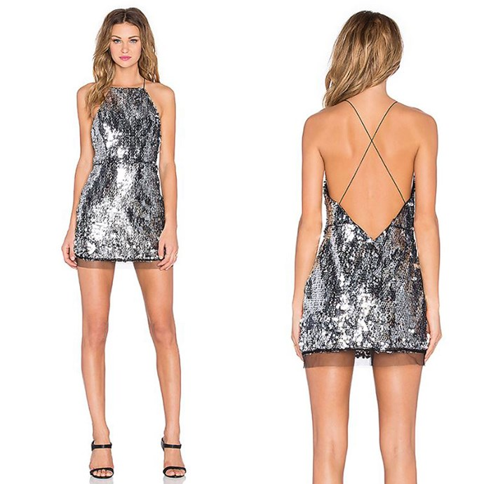 """Ocean Jewels Dress, NBD, Revolve [$177.50](http://www.revolveclothing.com.au/nbd-ocean-jewels-dress/dp/NBDR-WD378/?d=Womens&page=3&lc=25&itrownum=73&itcurrpage=3&itview=01 target=""""_blank"""")."""