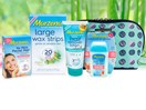 Win one of 15 Marzena summer hair removal packs