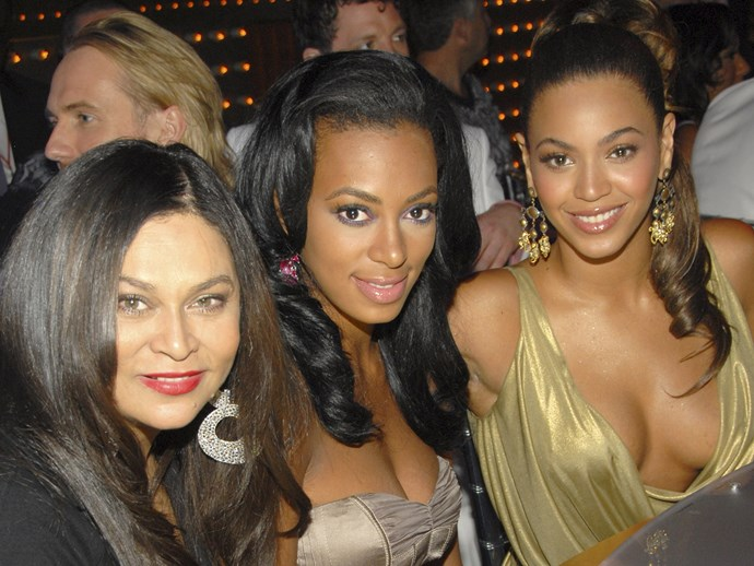 Tina Knowles just embarrassed Beyonce and Solange so badly on social media