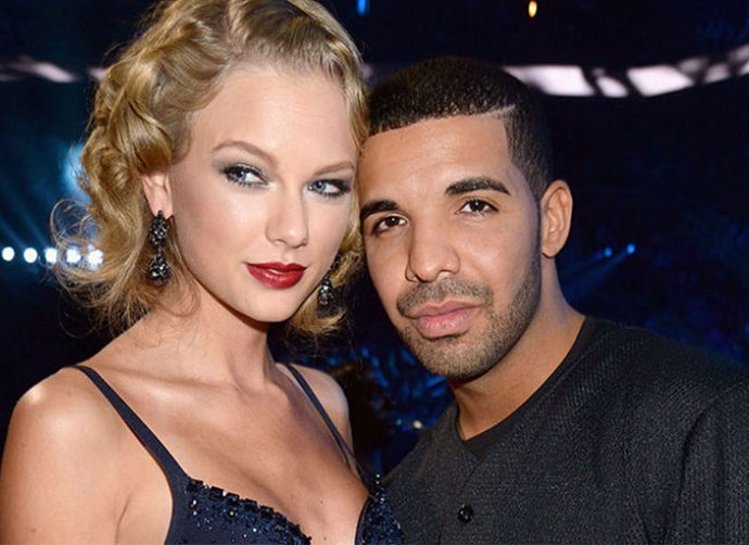 Apparently, Drake has been showering Taylor Swift's cats with presents