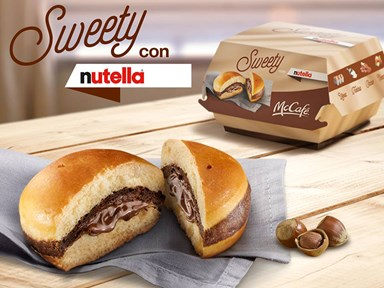 The McDonald's Nutella burger is the guilty pleasure you never knew you wanted