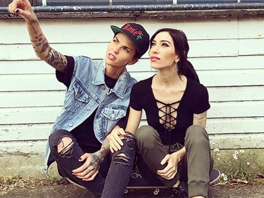 Ruby Rose and The Veronicas' Jess Origliasso share the sexiest bed selfie of all time
