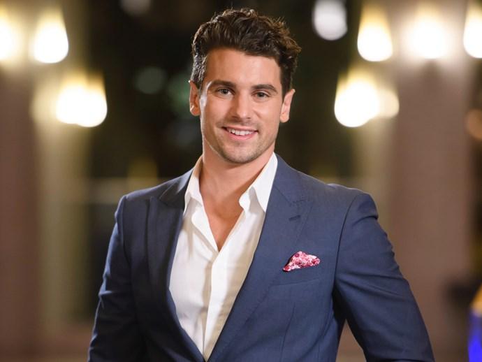 Matty J The Bachelorette