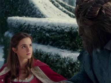 The first full-length trailer for Beauty and the Beast is here and OH MY FLIPPIN' GOD