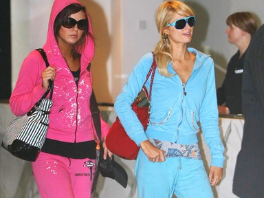 Paris Hilton DGAF what society thinks, will never stop wearing Juicy Couture tracksuits