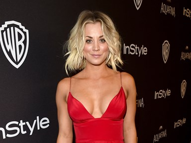 Kaley Cuoco reveals she's had her 'nose and boobs' done in new interview