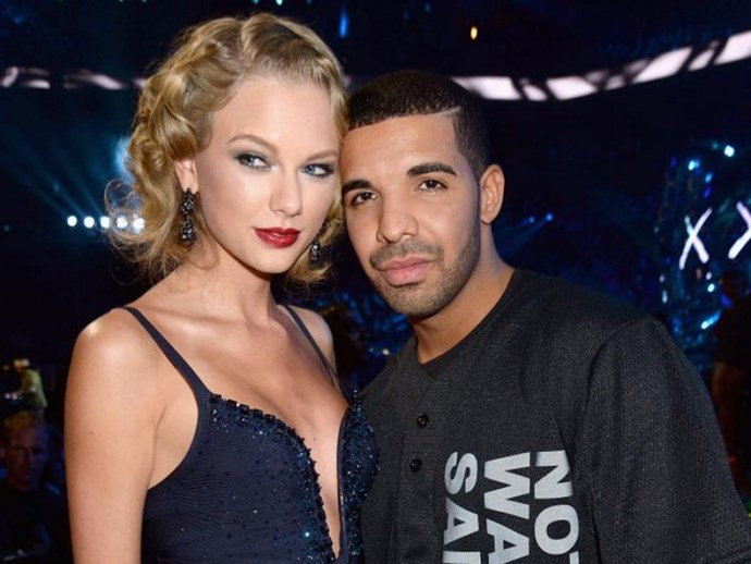 Taylor Swift posts video of Drake singing 'Bad Blood'