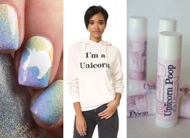 10 products to buy your mate who loves unicorns