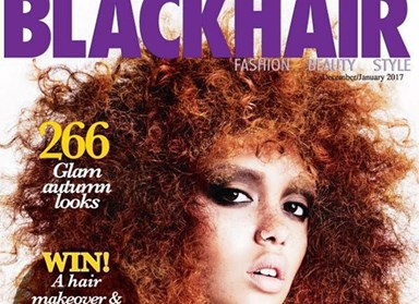 Model apologises for cultural appropriation after she appeared on the cover of Blackhair Magazine
