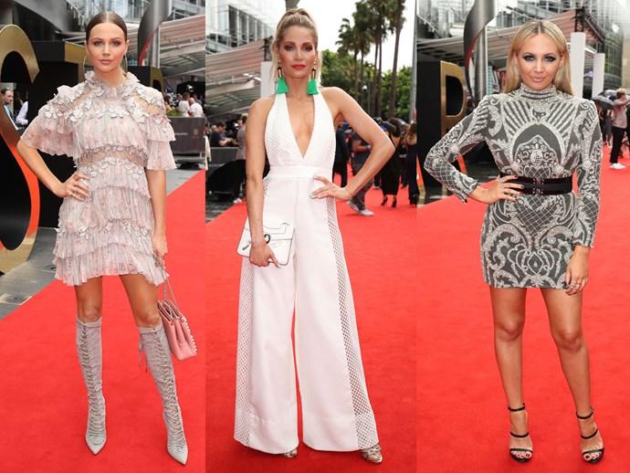 ARIA Awards red carpet
