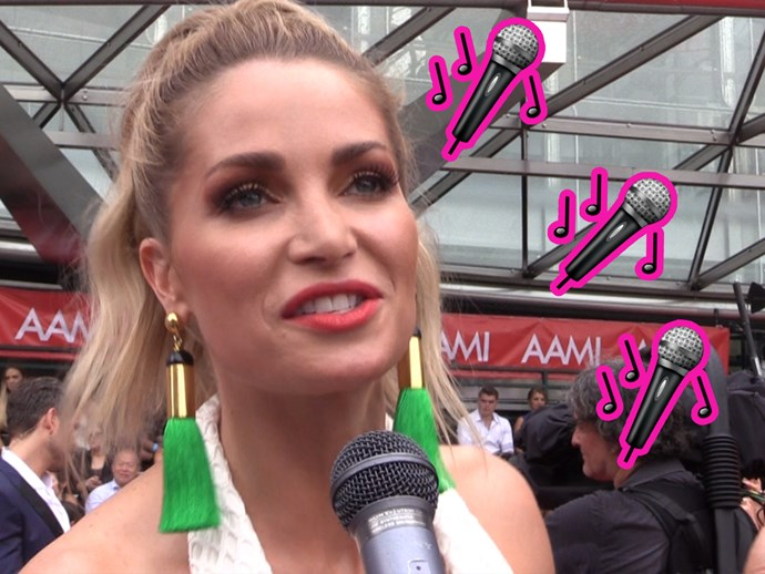 We played a round of Carpet Karaoke at the 2016 ARIAs and here's how it went down…