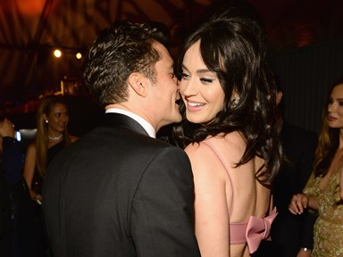 Nooooooo: Katy Perry and Orlando Bloom are reportedly over