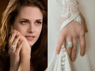 Bella Swan's engagement ring sold for HOW MUCH at the Twilight Auction?!