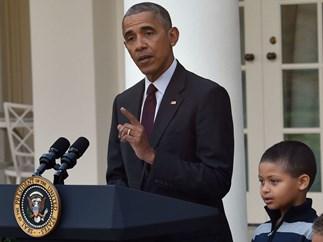 barack obama's final thanksgiving speech turkey pardoning