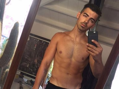 Joe Jonas reveals he likes himself a bit of S&M every now and again