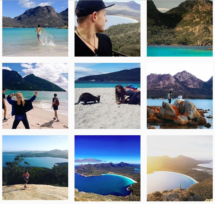 **Coles Bay, TAS** [(via)](https://www.instagram.com/explore/locations/265548002/coles-bay-tasmania-australia/ )