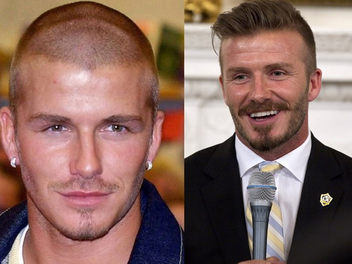 **David Beckham**