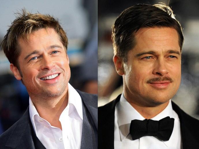 **Brad Pitt**