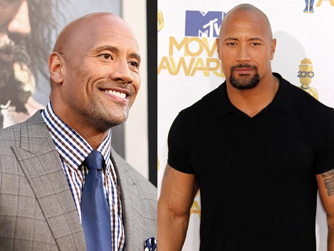 **The Rock**