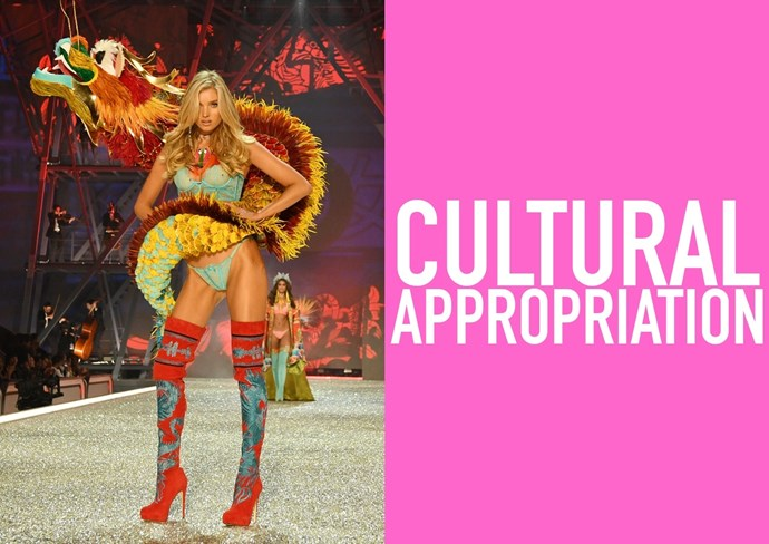 """**19. … Is cultural appropriation** Yeah, [there was a lot of that this year](http://www.cosmopolitan.com/style-beauty/fashion/a8384630/why-cant-victorias-secret-stop-designing-racist-lingerie