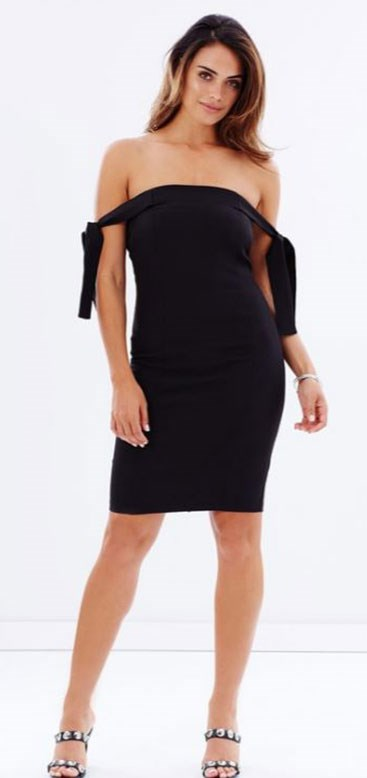 "Dress, Atmosphere, $69.95 from [The Iconic](http://rstyle.me/n/b8gyrivs36|target=""_blank""