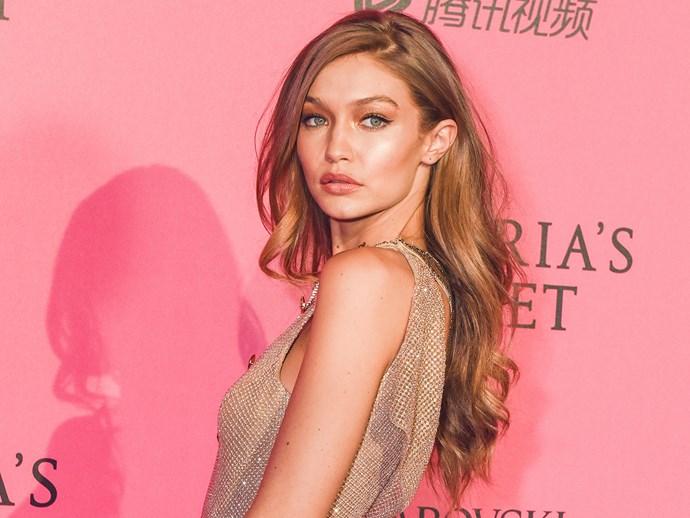 Gigi Hadid was the most popular model on Instagram in 2016