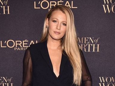 Blake Lively hiding from her personal trainer at the gym is literally all of us