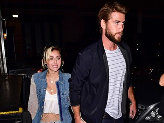 SOUND THE ALARMS: Miley Cyrus and Liam Hemsworth could be moving to Australia!