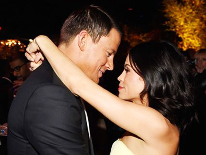 Channing and Jenna Dewan Tatum